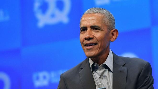 Obama len an bieu tinh bao luc anh 1