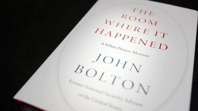 sach cua John Bolton anh 1
