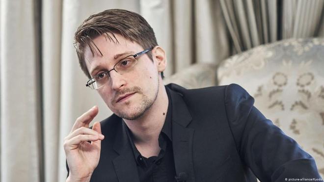 Edward Snowden kiem hon 1, 2 trieu USD anh 1