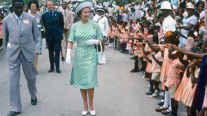 Quoc dao Barbados se xoa vai tro nguyen thu cua Nu hoang Elizabeth II anh 1