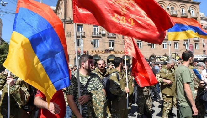 16 nguoi thiet mang trong vu dung do giua Armenia va Azerbaijan anh 1