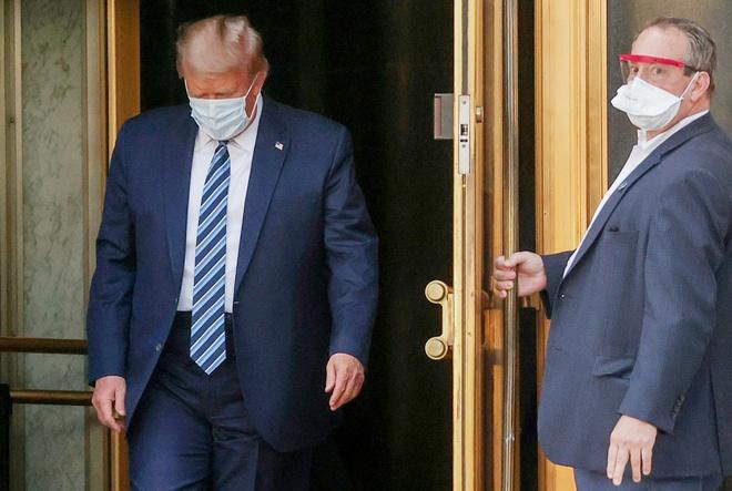 ong Trump co an toan khi dieu tri Covid-19 tai Nha Trang anh 1
