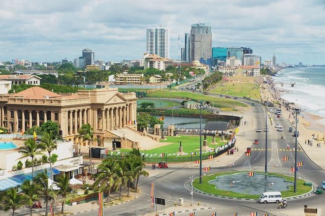 Sri Lanka nhan vien tro 90 trieu USD tu Trung Quoc anh 1