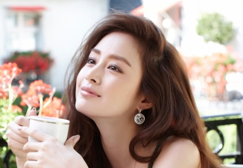 Thuc don giup Kim Tae Hee giam 6 kg hinh anh