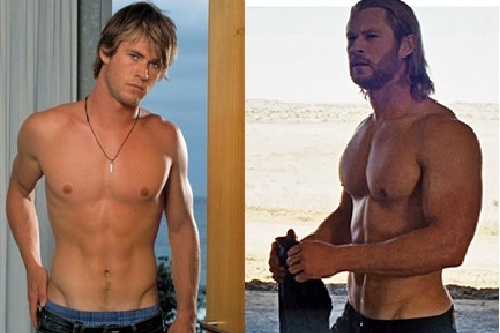 Bua an tang 10 kg cua 'than sam' Chris Hemsworth hinh anh
