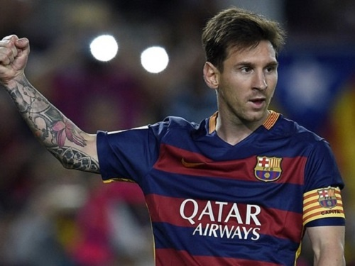 Bi quyet giam can, tang co bap cua Messi hinh anh