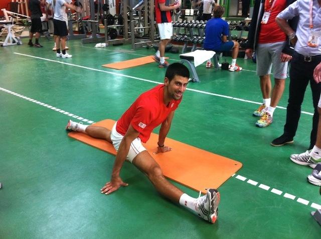 Bi quyet bao ve suc khoe cua Novak Djokovic hinh anh 1