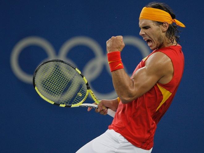 Cac bai tap tang cuong the luc cua Rafael Nadal hinh anh