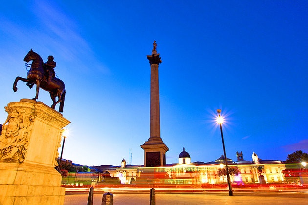 Chiem nguong Quang truong Trafalgar - Trai tim cua London hinh anh 4