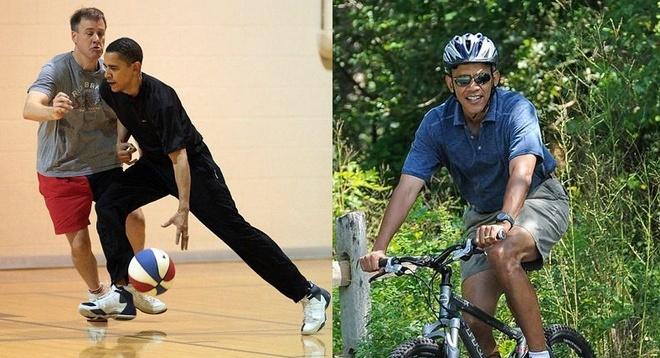 Bi quyet giup Tong thong Obama luon phong do hinh anh 1