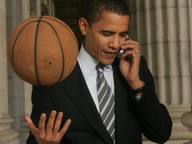Bi quyet giup Tong thong Obama luon phong do hinh anh