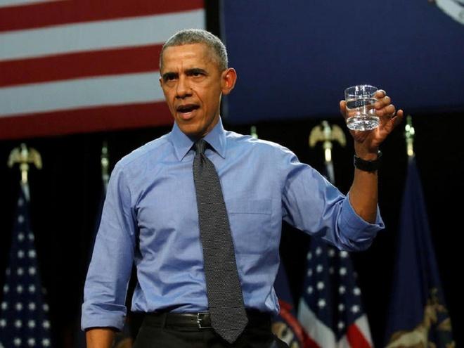 Vi sao Tong thong Obama khong uong ca phe? hinh anh 1