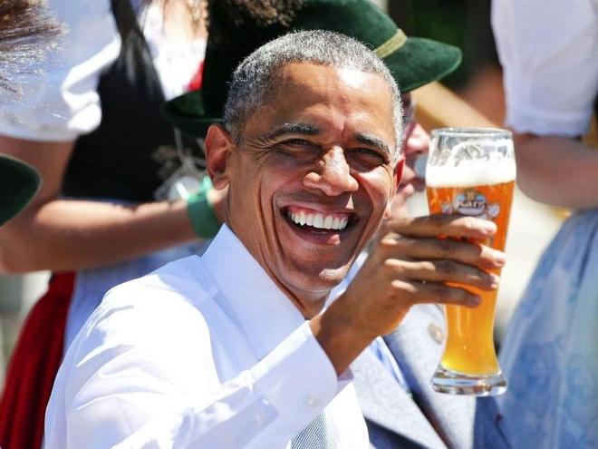 Nhung mon an yeu thich cua Tong thong Obama hinh anh