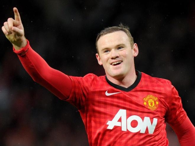 Bi quyet giu the luc o tuoi 31 cua 'may doi bom' Rooney hinh anh