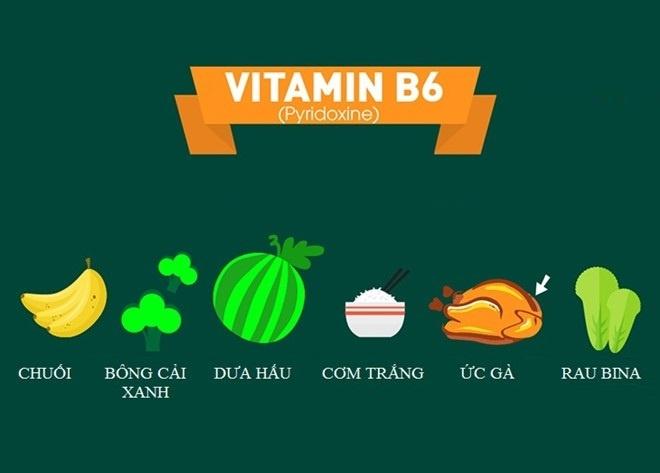 11 vitamin giup lan da trang min hinh anh 5