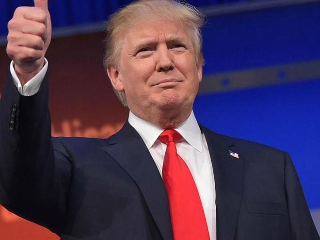 Tinh trang suc khoe cua ong Donald Trump hinh anh