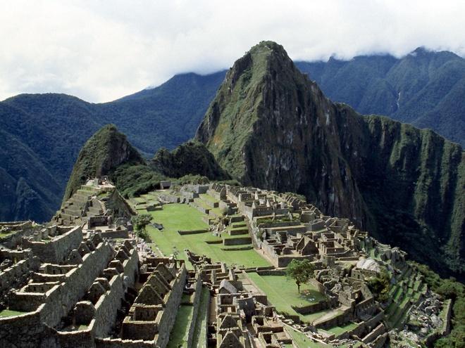 Bi mat ve thanh pho co Machu Picchu hinh anh