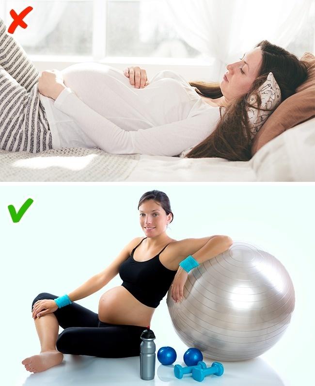 8 quan niem sai lam khi mang thai nhieu nguoi van tin hinh anh 3