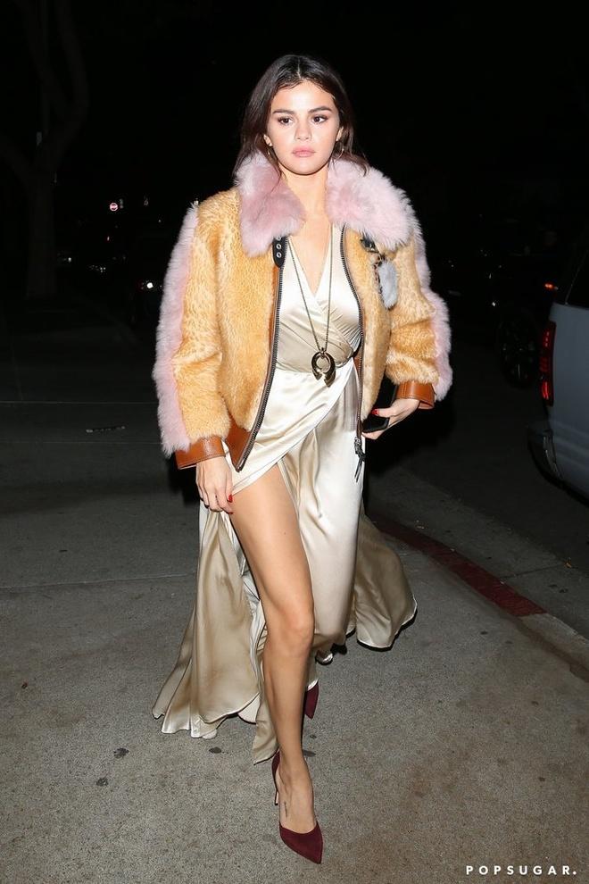 Selena Gomez, co nang cham dien vay quan nhat Hollywood hinh anh 7