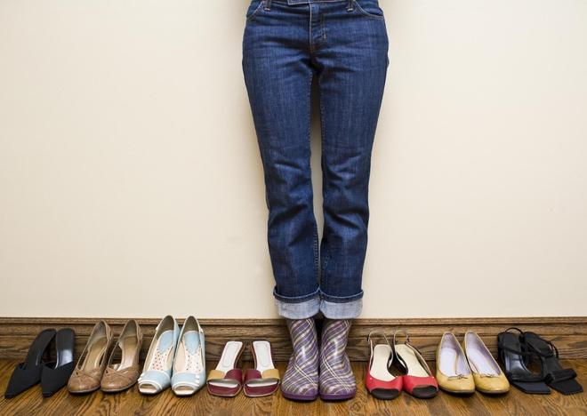 Loại giày dép nào gây hại sức khỏe nhất?