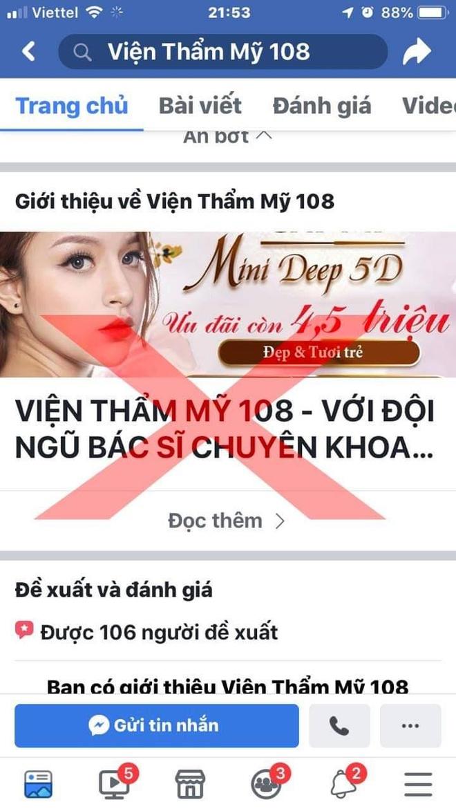 Gia mao BV Trung uong Quan doi 108 de lua ban thuc pham chuc nang hinh anh 1