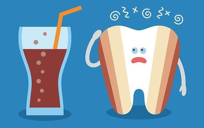 Tác hại khi uống nước ngọt hàng ngày đối với sức khỏe - Sức khỏe