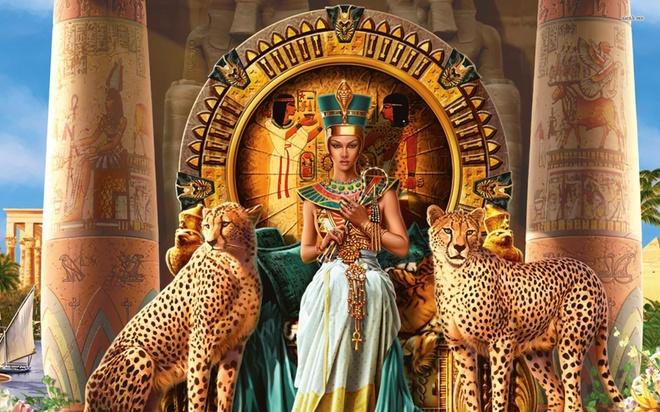 Loai ran can chet nu hoang Cleopatra anh 1