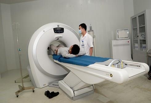 Tam soat benh bang CT scan tren nguoi khoe chi co loi cho benh vien hinh anh 1