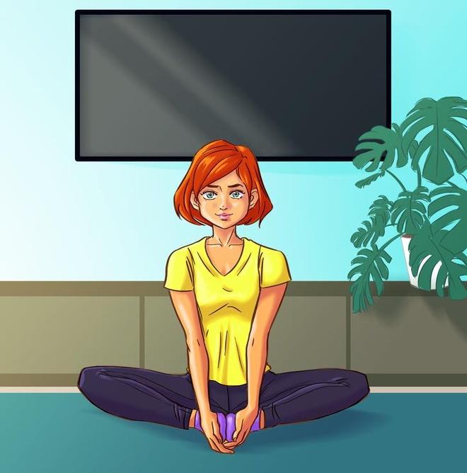 10 tư thế yoga đơn giản có lợi cho sức khỏe nữ giới