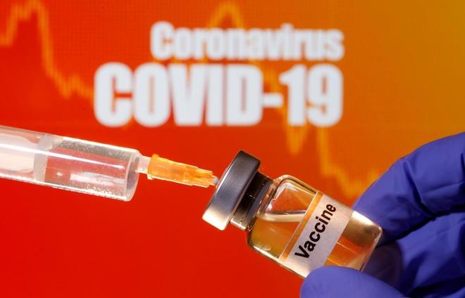 My san xuat vaccine Covid-19 vao cuoi he anh 1