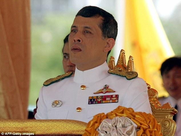 Thu tuong Thai Lan gap thai tu anh 1