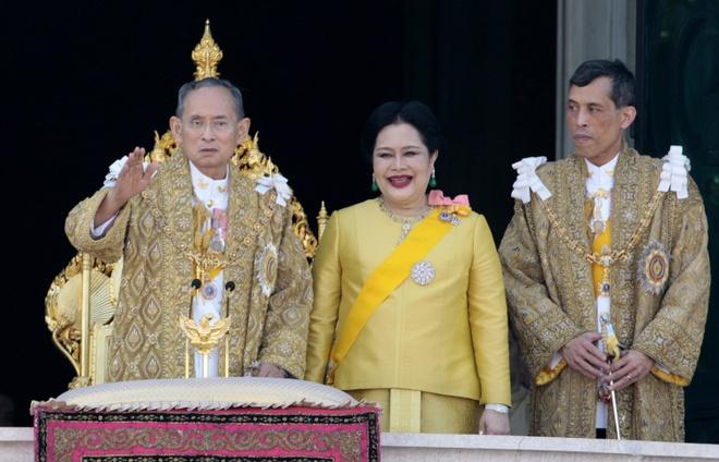 chuyen gi xay ra neu vua Thai Lan qua doi anh 1