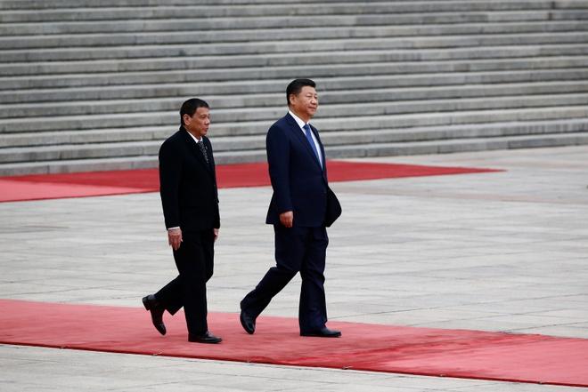Obama bat luc truoc tuyen bo chia tay cua Duterte? hinh anh 1