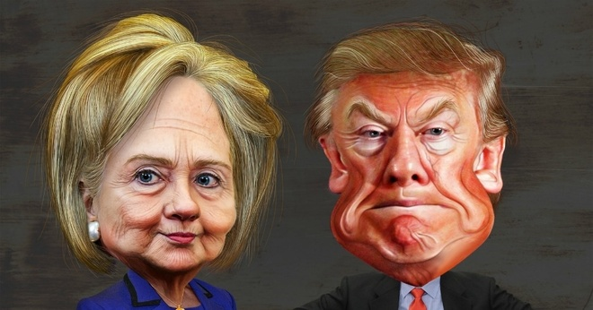 7 diem khong the bo qua ve 'ngay quyet dinh' Trump - Clinton hinh anh