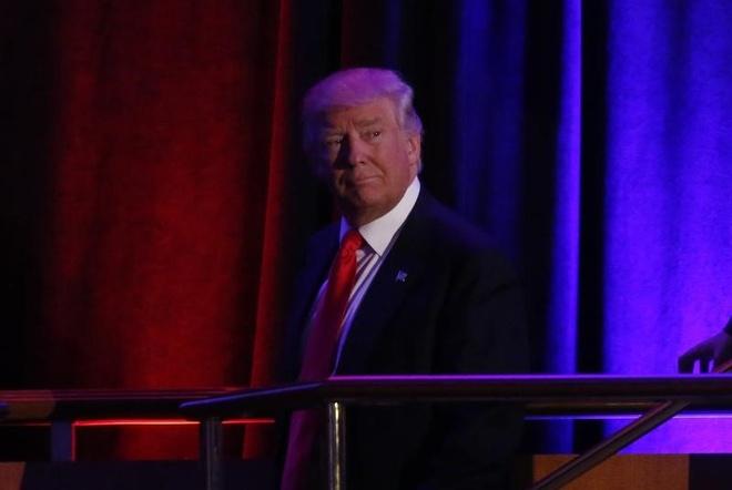 Trump co the mat chuc tong thong anh 1