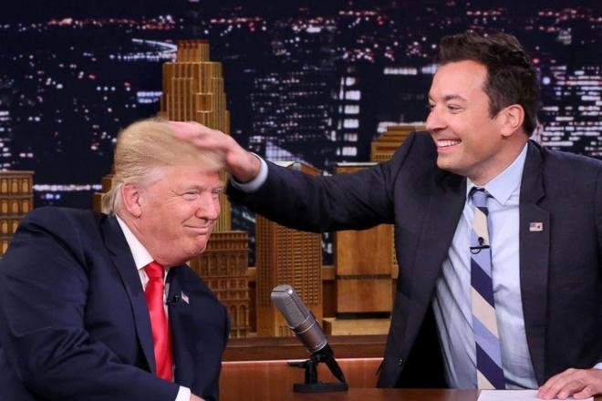 Mot ngay cua Trump: Khong an sang, ngu rat it hinh anh 1