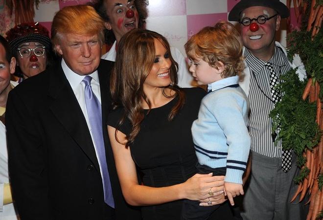 Mot ngay cua Trump: Khong an sang, ngu rat it hinh anh 4