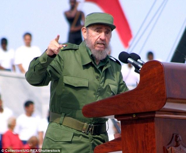 Fidel Castro va nhung lan thoat chet: 'Don gian la so menh' hinh anh 1