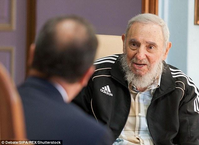 Fidel Castro va nhung lan thoat chet: 'Don gian la so menh' hinh anh 4