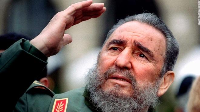 Chuyen hanh trinh cuoi cung cua lanh tu Fidel Castro hinh anh 1