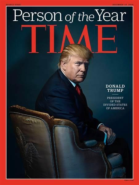Trump duoc TIME bau chon la Nhan vat cua nam hinh anh 1