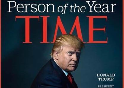Trump duoc TIME bau chon la Nhan vat cua nam hinh anh