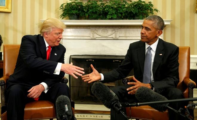 Trump vuot Obama de vao top de cu 'Nhan vat cua nam' hinh anh