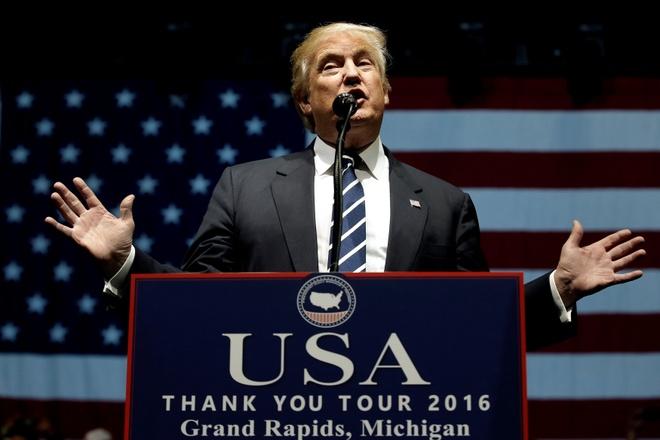 Trump bo chinh sach mot Trung Quoc anh 1