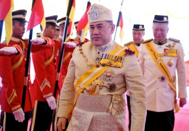 Tieu vuong tre nhat len ngoi vua Malaysia hinh anh 1