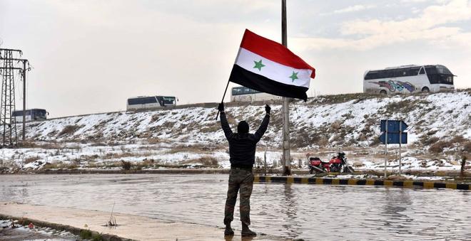 Quan chinh phu Syria kiem soat hoan toan Aleppo hinh anh 1