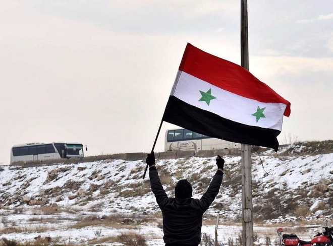 Quan chinh phu Syria kiem soat hoan toan Aleppo hinh anh