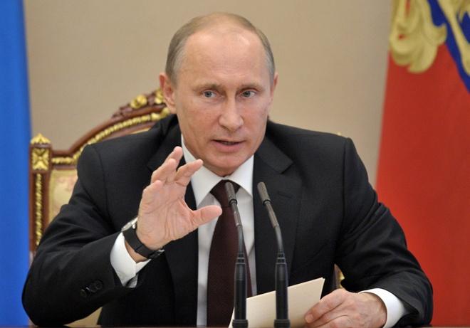Putin: Nga se khong truc xuat cac nha ngoai giao My hinh anh