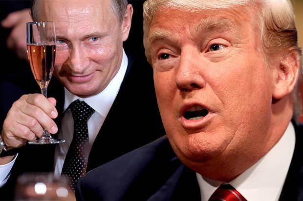 Tong thong Putin goi dien chuc mung Trump anh 1