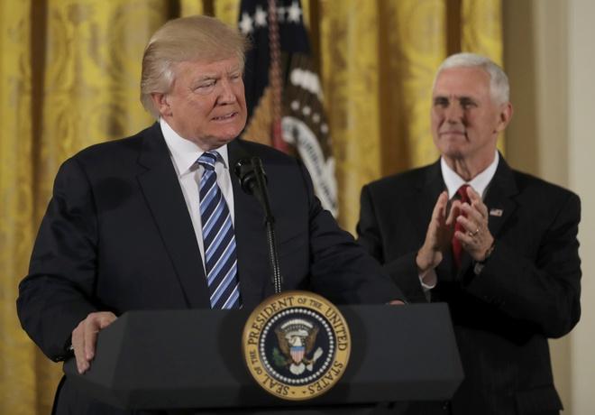 Trump tai dam phan NAFTA anh 1